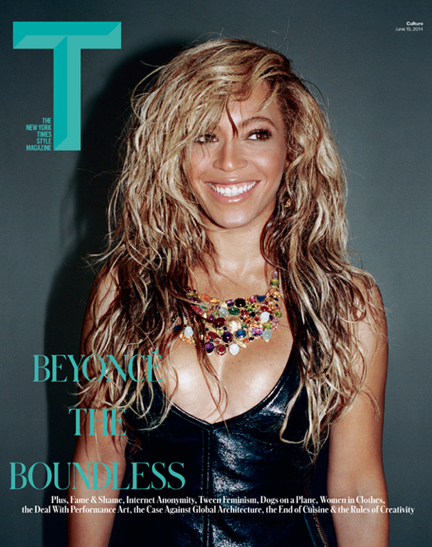 Beyonce For T Magazine- Step Your Game Up