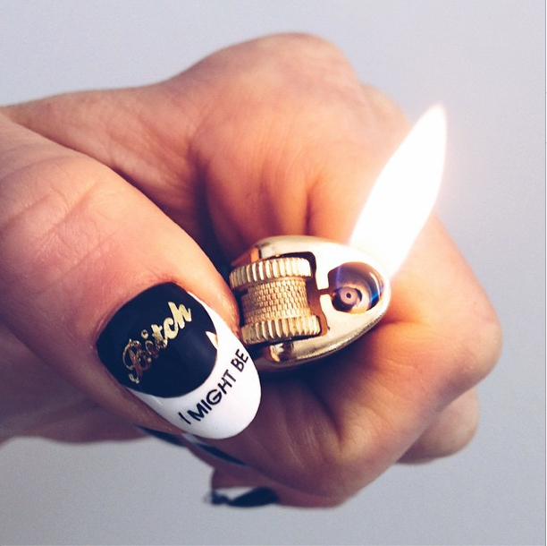 Dope Nails of the Day: This is Prima