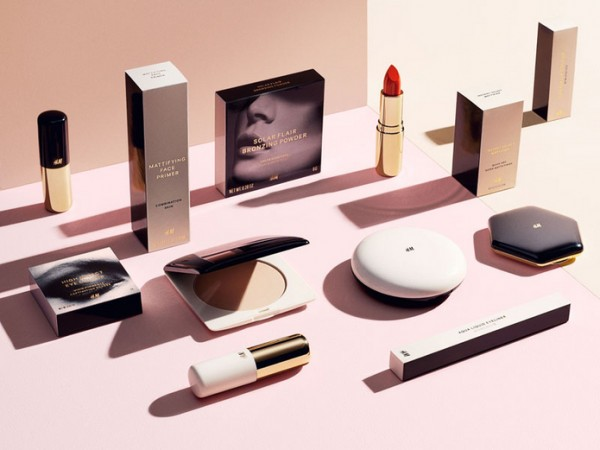 H&M To Launch Beauty Line This Fall