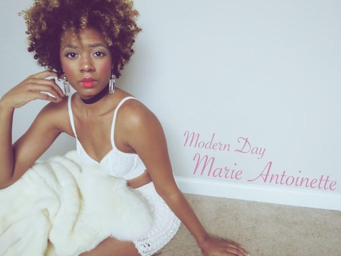 Modern Day Marie – [A Lancome Paris Collaboration]