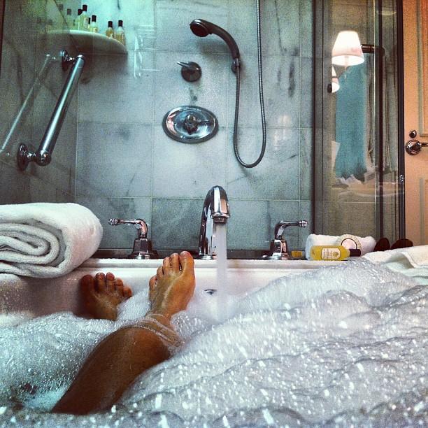 Wellness-bath