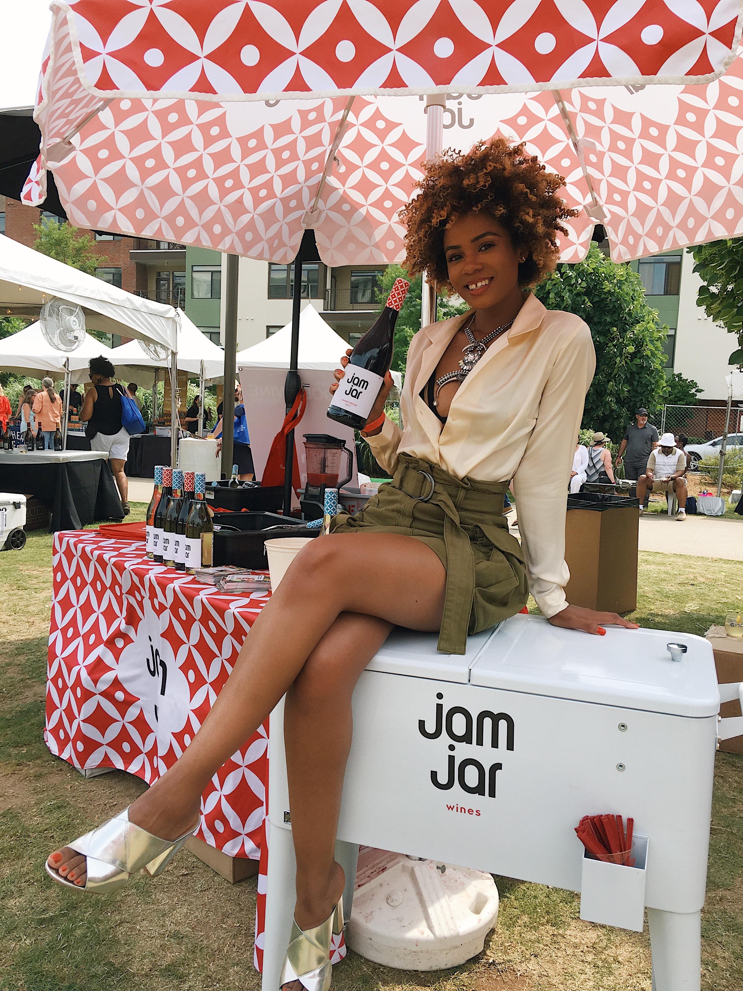 Jam Jar: My Favorite Red Wine