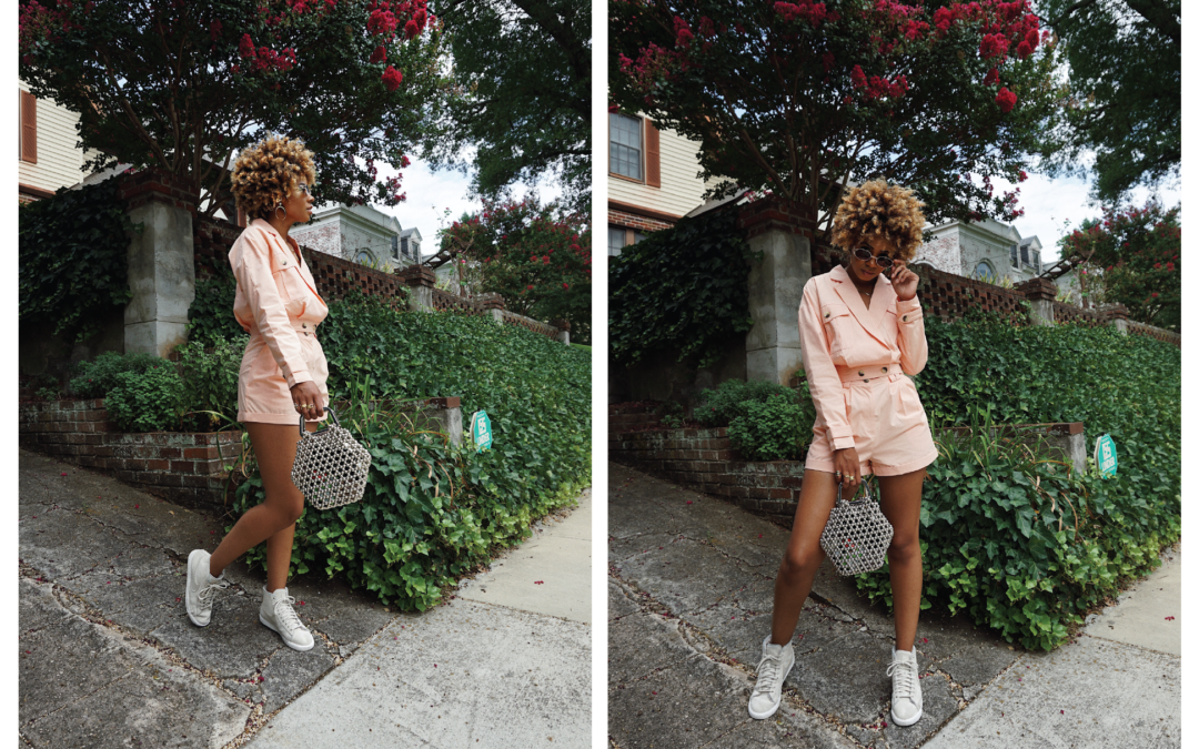 Threads of the Day: Peachy Keen Co-Ord & My Love/Hate Story For Matching Sets