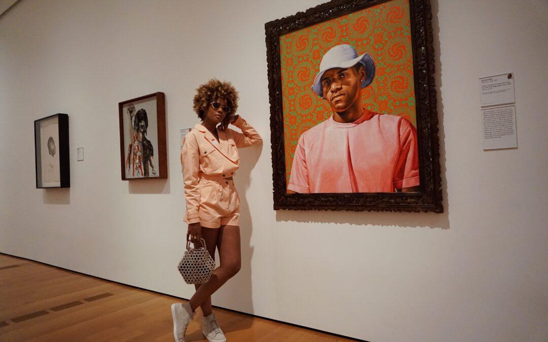 The High Museum- #McKenzieInTheCity