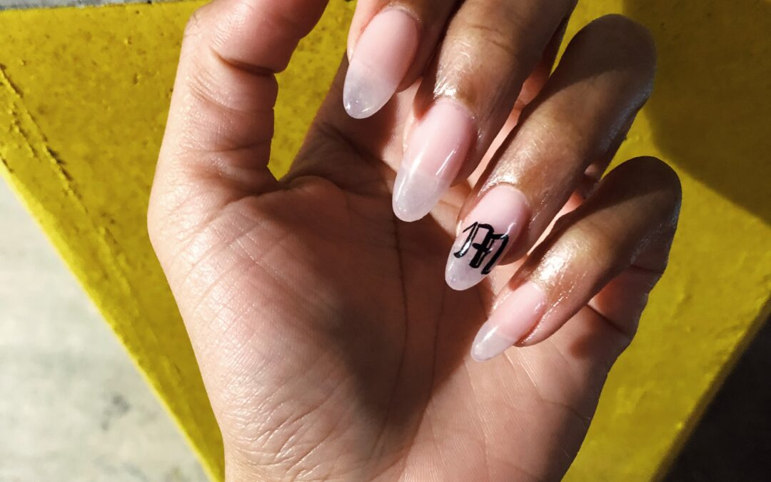 Dope Nails of The Day- The French